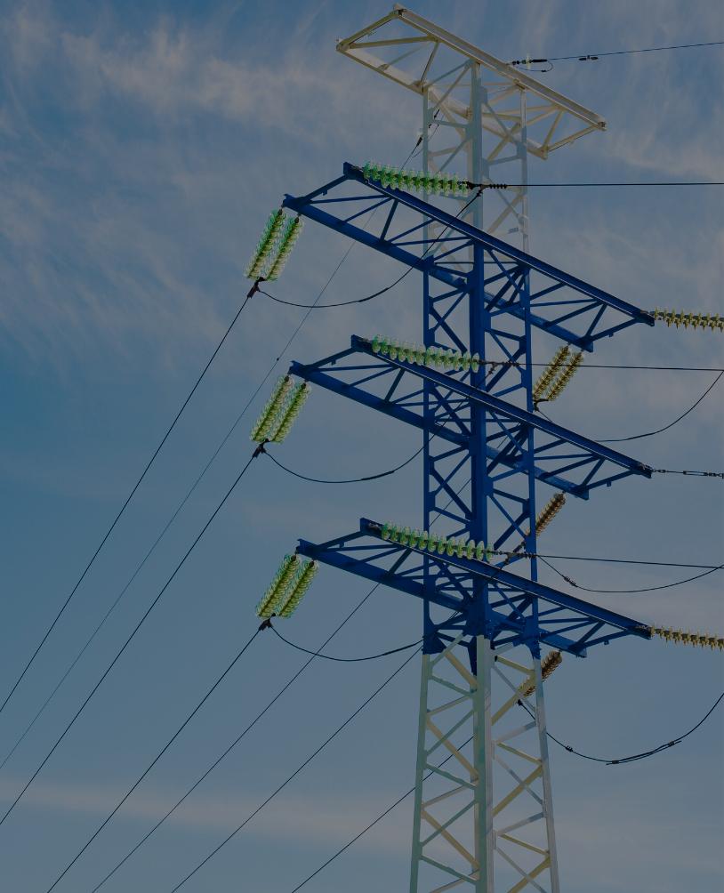 Torre elétrica