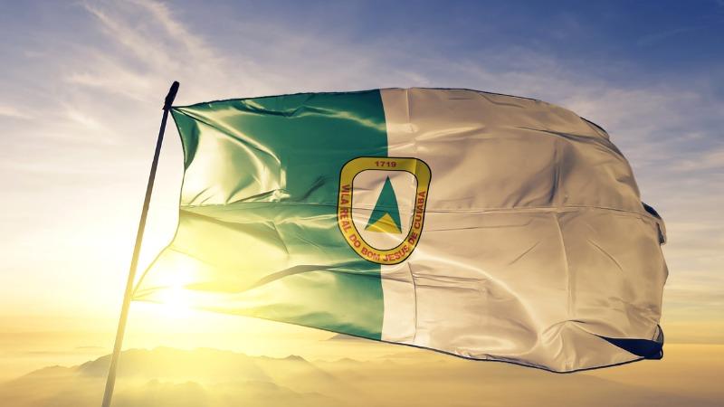 bandeira do Cuiabá